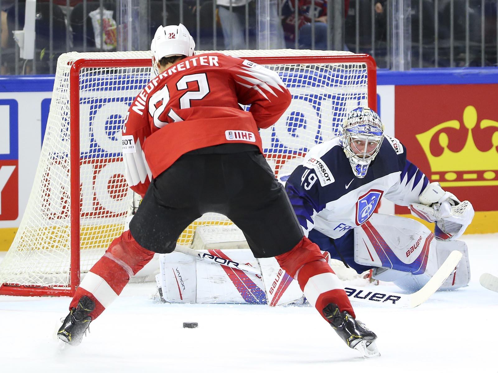 Eishockey PUCK WM 2018 DENMARK Weitere Wintersportarten